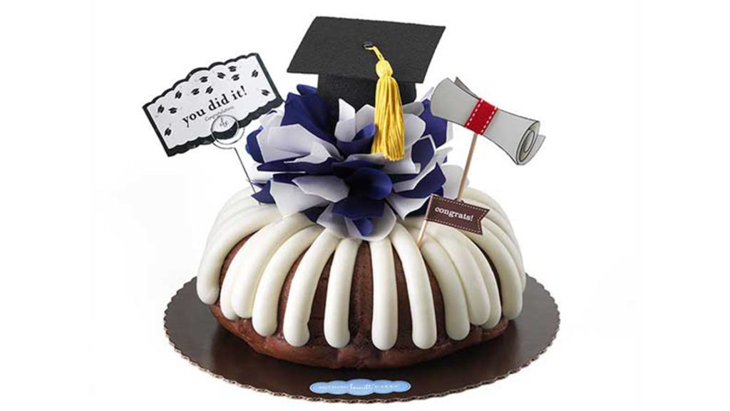 Nothing Bundt Cakes Vendor Directory Everything Grad_0000s_0001_Graduation Cake Decoration - Kim Cassens