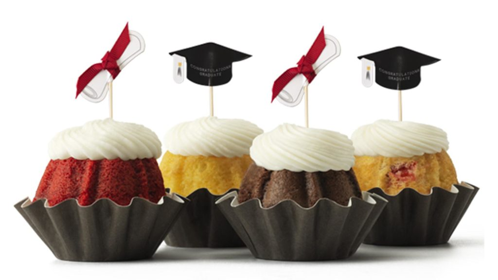 Nothing Bundt Cakes Vendor Directory Everything Grad_0000s_0002_graduation bundtini toppers - Kim Cassens