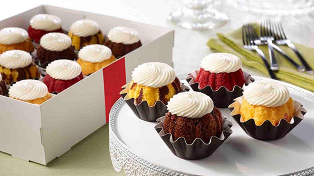 Nothing Bundt Cakes Vendor Directory Everything Grad_0000s_0003_Bundtinis_Plain - Kim Cassens