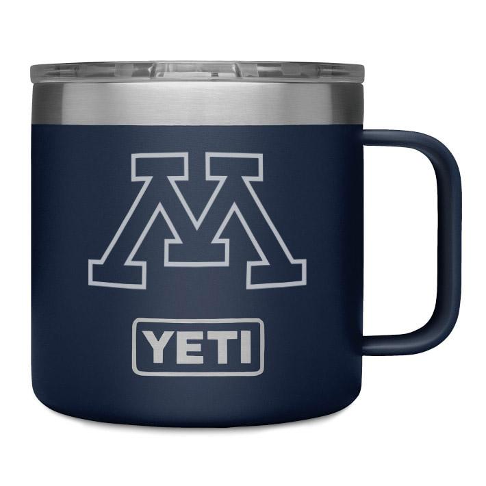 personalize your gift, like a yeti mug